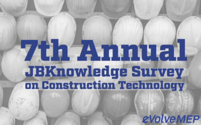 7th Annual JBKnowledge Survey on Construction Technology