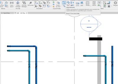 eVolve MEP software for mechanical, electrical, and plumbing with Revit.