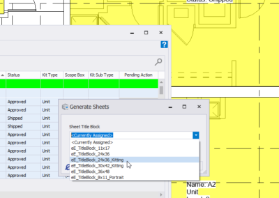 eVolve MEP for mechanical, electrical, and plumbing with Revit.